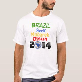 Bosnia Brazil 2014 T-Shirt