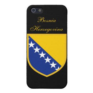 Bosnia Herzegovina Flag Case For iPhone 5/5S