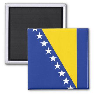 Bosnia Herzegovina Flag Magnet