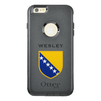 Bosnia Herzegovina Flag OtterBox iPhone 6/6s Plus Case