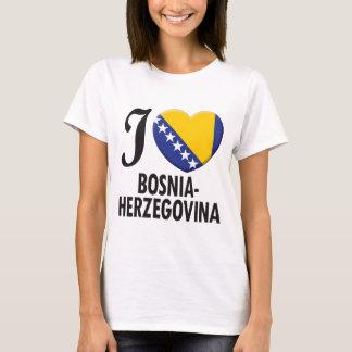 Bosnia-Herzegovina Love T-Shirt