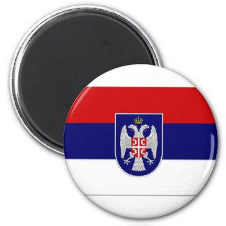 Bosnia Herzegovina Republika Srpska Flag Magnet