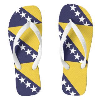 Bosnia Herzgovina Flip Flops