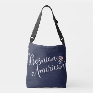 Bosnian American Entwined Hearts Bag