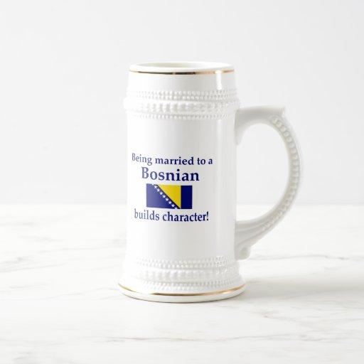 Bosnian Builds Character Mug