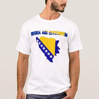 Bosnian country flag T-Shirt
