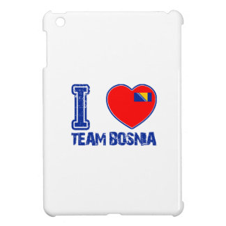 BOSNIAN designs iPad Mini Covers