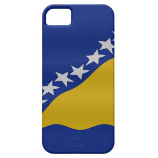 Bosnian flag iPhone 5 cover