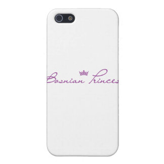 """Bosnian Princess"" products iPhone 5/5S Case"