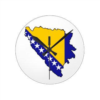 Bosnian Wall Clock