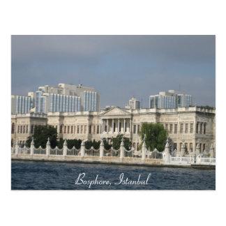 Bosphore, Istanbul Postcard