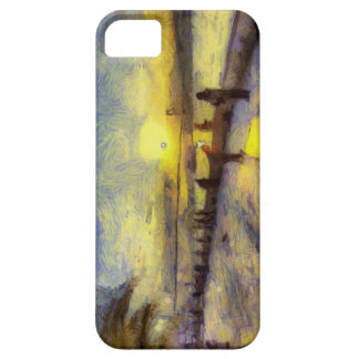 Bosphorus Istanbul Sunset Art iPhone 5 Covers