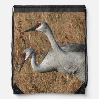 Bosque Crane Birds Backpack