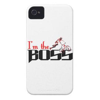 Boss Bike designs Case-Mate iPhone 4 Cases