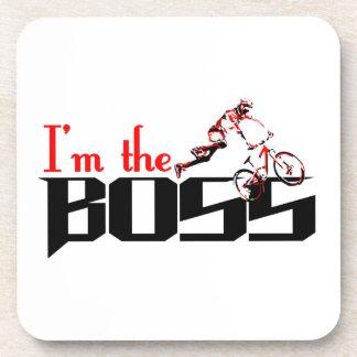 Boss Bike designs Coaster