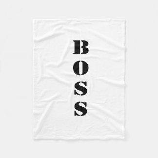 BOSS! Blanket small