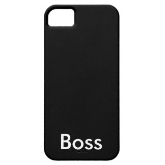 Boss Case For The iPhone 5