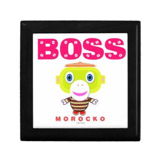 Boss-Cute Monkey-Morocko Gift Box