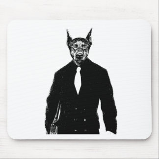 Boss Dog Mouse Pad