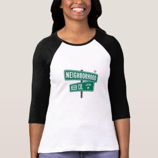 Boss Flamingo, Raglan T-shirt, 3/4 Sleeve T-Shirt