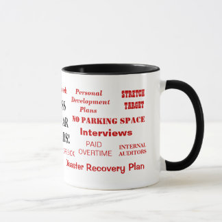Boss Gift Mug - Annoying ! - Boss Swear Words