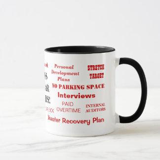 Boss Gift Mug - Annoying Joke - Boss Swear Words