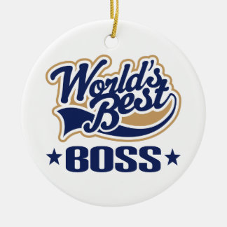 Boss Gift Ornament