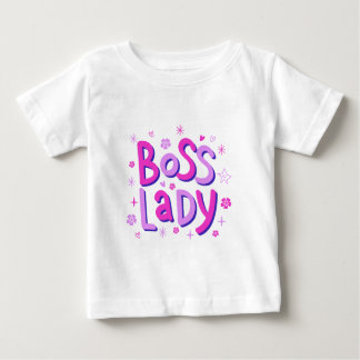 Boss lady baby T-Shirt