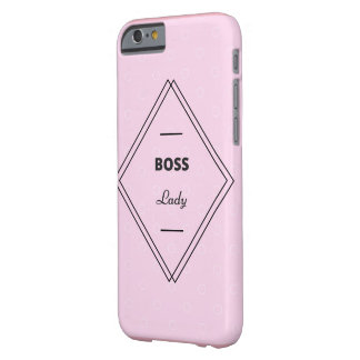 Boss Lady Barely There iPhone 6 Case