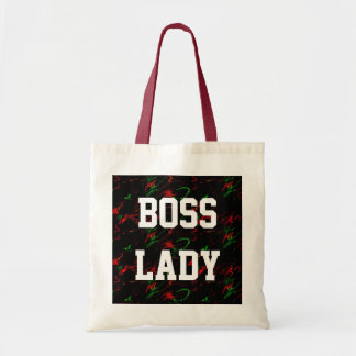 Boss Lady Budget Tote