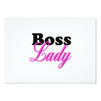 Boss Lady Card