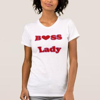 Boss Lady Heart T-Shirt