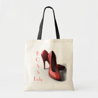 Boss Lady High Heels Shoes Budget Tote