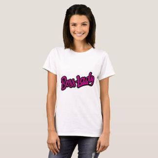 Boss Lady T shirt