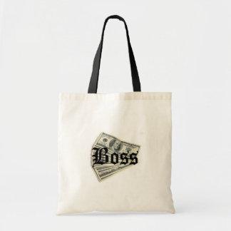 Boss Money Budget Tote