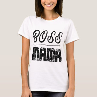 Boss mummy T-Shirt