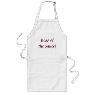 Boss of the Sauce! Arpon Long Apron