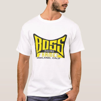 Boss Racing Frames T-Shirt