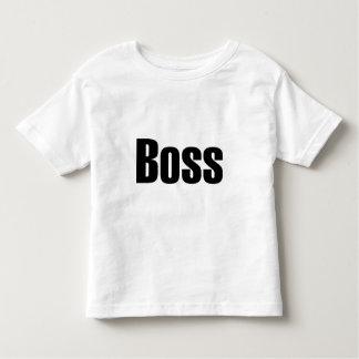 Boss Toddler T-shirt