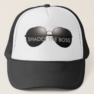 BOSS TRUCKER HAT
