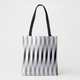 Bossa Nova Weave Pattern Shoulder Bag