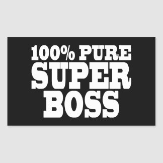Bosses Birthday Parties : 100% Pure Super Boss