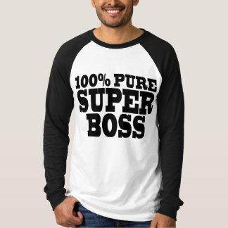 Bosses Birthday Parties : 100% Pure Super Boss T Shirt