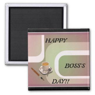 Boss's Day Frig Magnet!! Magnet