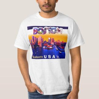boston 4, U S A T-Shirt