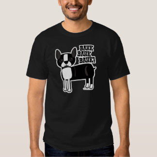 Boston Accent Terrier Shirts
