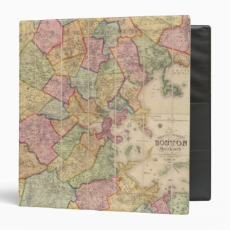 Boston and vicinity binder