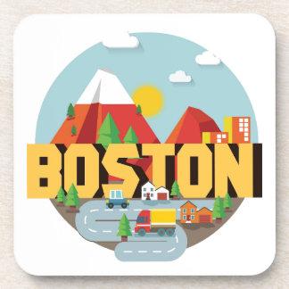 Boston As A Destination Coaster