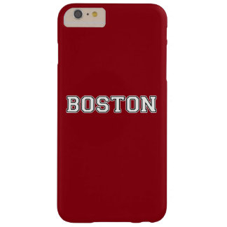 Boston Barely There iPhone 6 Plus Case