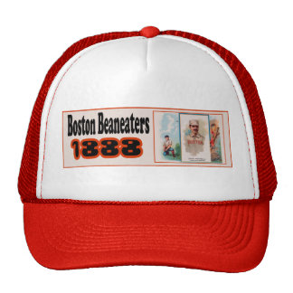 Boston Beaneaters Trucker Hat